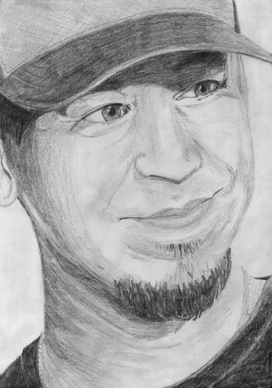 Mike Shinoda by ChazyChaz